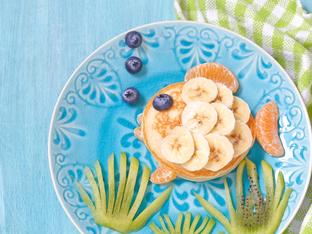 4 идеи за забавни детски закуски