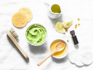 10 храни подходящи за маски за лице