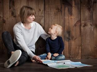 10 тайни на родителите, отгледали щастливи деца