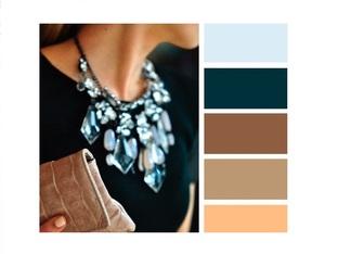 Цветови комбинации за есен/зима 2020