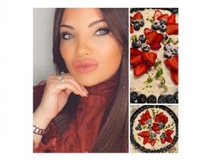 Медена торта с маскарпоне от Паолина Петракиева