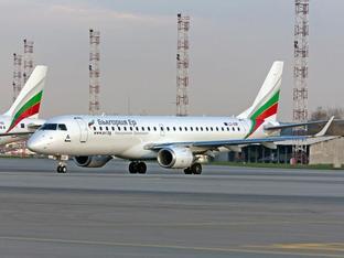 """""""България Еър"""" с допълнителни честоти на полетите си до Амстердам, Атина, Цюрих"""
