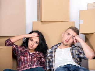 Кога не трябва да се местите заедно?