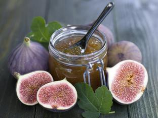 Конфитюр от смокини с джинджифил