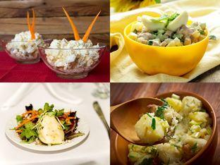 6 рецепти за зимни салати