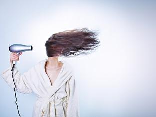 Домашен протектор за коса срещу нагряване