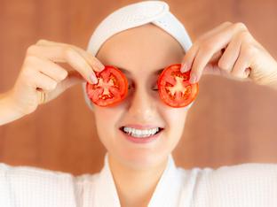 3 маски с домат за здрава и сияеща кожа