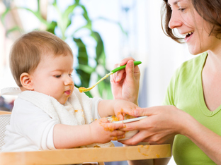 Здравословни бебешки пюрета с тиква