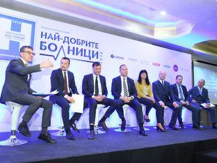 """""""Най-добрите болници"""" спечели приз за най-добър корпоративно-социален проект"""