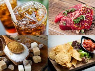 Най-канцерогенните храни