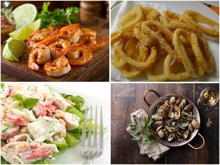 13 фантастични рецепти с морски дарове