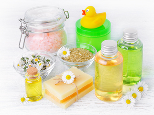 4 етерични масла за бебета