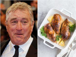 Любимото пиле на грил на Робърт де Ниро
