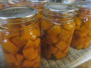 Туршия от моркови