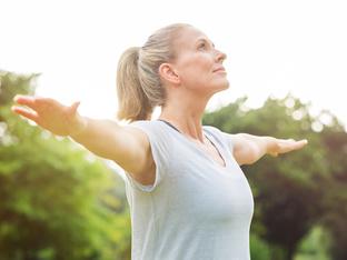 Упражнения за жени на 40