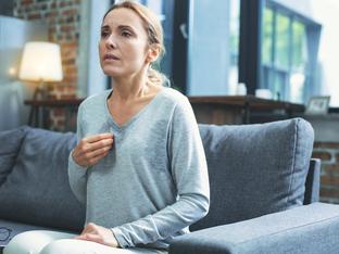 Причини за поява на горещи вълни освен менопауза