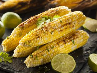 Мексиканска царевица на грил