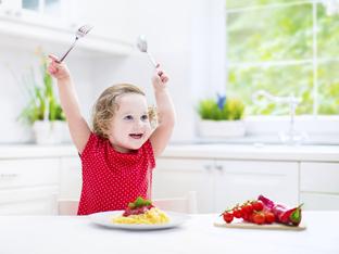 Съществени хранителни елементи за детското меню