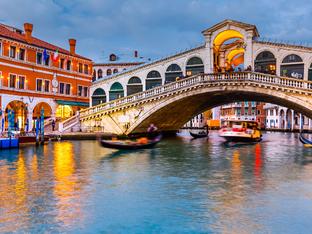 Знаете ли, че... във Венеция има 417 моста?