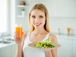 Тест: Най-добрите храни според типа кожа