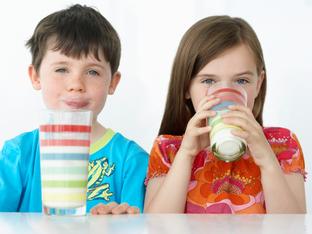 Децата, които не приемат краве мляко са в риск от дефицит на витамин D