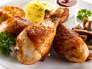 Пилешки бутчета с вкусна марината