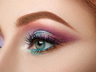 Палитри сенки според цвета на очите