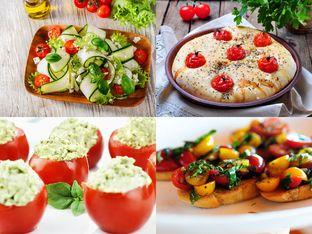 12 свежи рецепти с чери домати