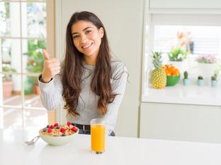 Промени в начина на хранене намаляват риска от депресия