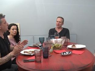 """Мариан Вълев и Славея Сиракова сядат на една маса в """"Черешката на тортата"""""""