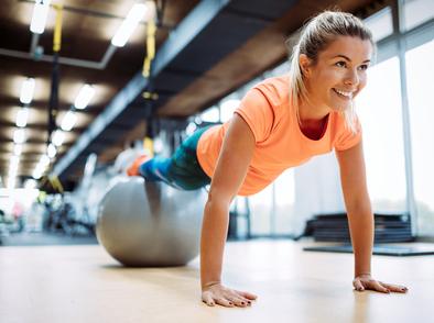 Как да изгубите телесни мазнини с различни упражнения