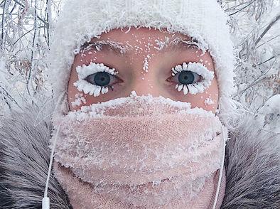 Термометърът в най-студеното село на света се счупи на -62 градуса