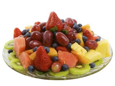 """Плодова салата """"Мохито"""""""