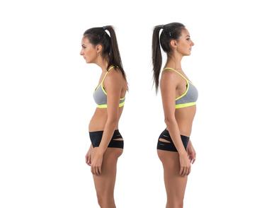 3 упражнения за подобряване на стойката