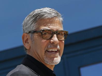 Джордж Клуни има най-красивото лице