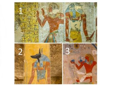Изберете си египетска картина и вижте какво ви очаква