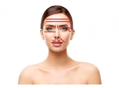 За какво подсказват бръчките по лицето ви?