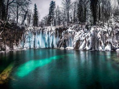 Красотата на Плитвишките езера (галерия)