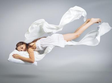 Какво се случва в тялото, докато сънуваме