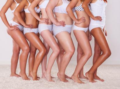 Кои хормони определят вашия тип фигура?