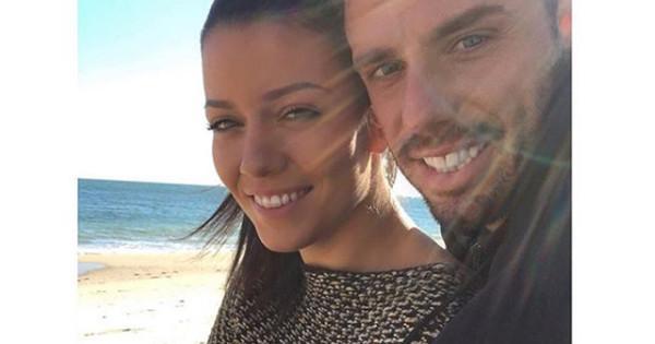 Красивата актриса Ралица Паскалева и партньорът ѝ – волейболистът Теодор