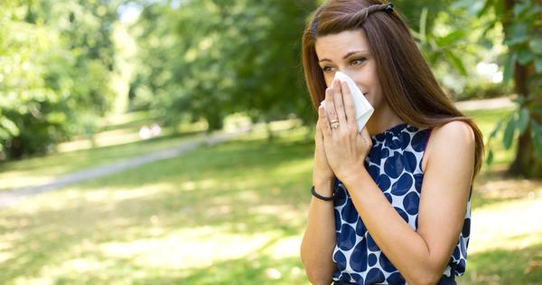 Пролетта е сезонът на алергиите. Из въздуха се носят милиарди