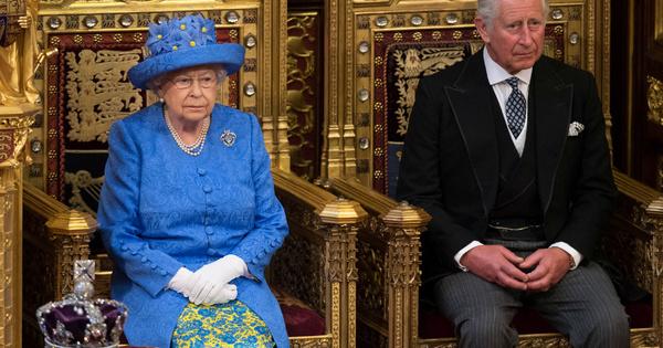 На 14 ноември британският престолонаследник принц Чарлз Филип Артър Джордж