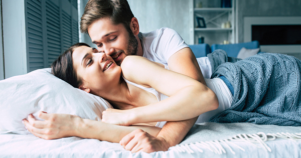 Гушкането е един от най-интимните начини да изразим любовта си.