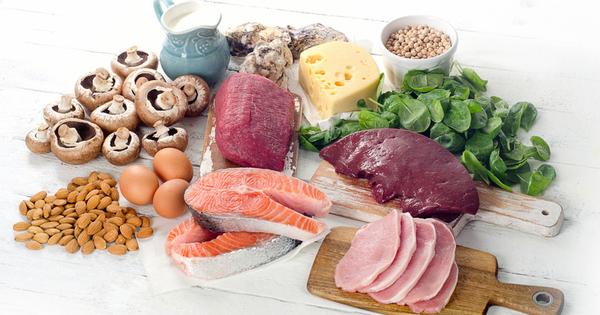 Всеки витамин може да бъде открит в природата. Стига да
