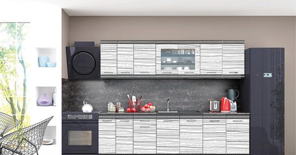 Отминаха дните на стандартните кухненски мебели с оскъдна цветова гама.