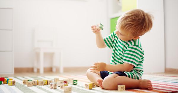 Играта при децата не е просто начин за забавление. Тя