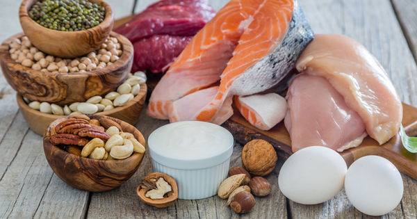 Снимка: Какво се случва, когато ядете твърде много протеини