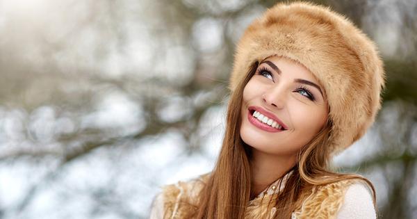 През зимата кожата страда от студения и сух въздух. Това