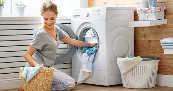 Перални машини. Според статистиката едва 85% от всички домове в